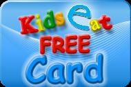 Kids Eat Free Card