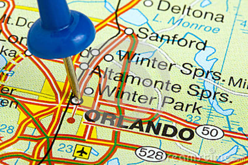 Where to stay in Orlando?
