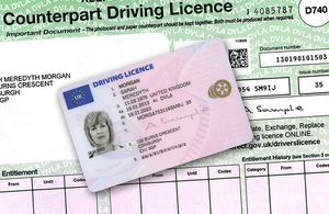 Driving Licence Chan. . .