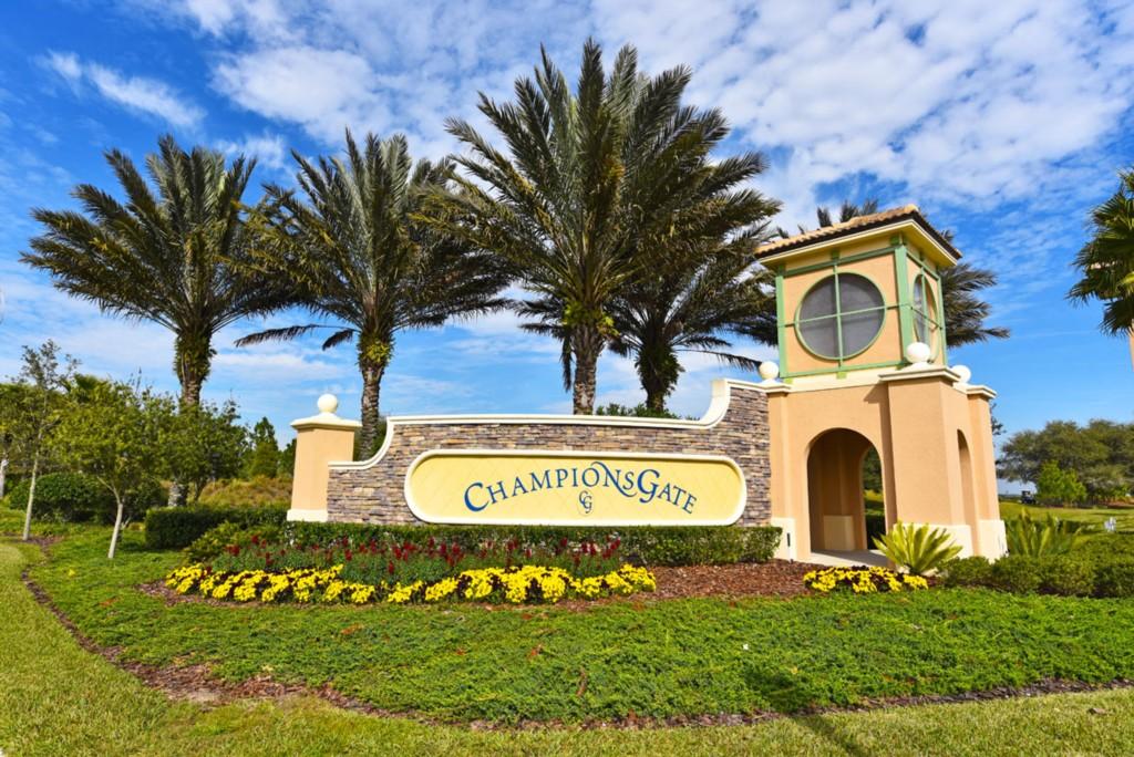 Championsgate Resort Main Image