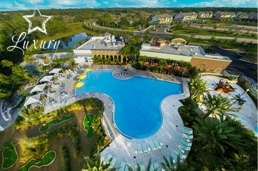Festival Resort Image 1